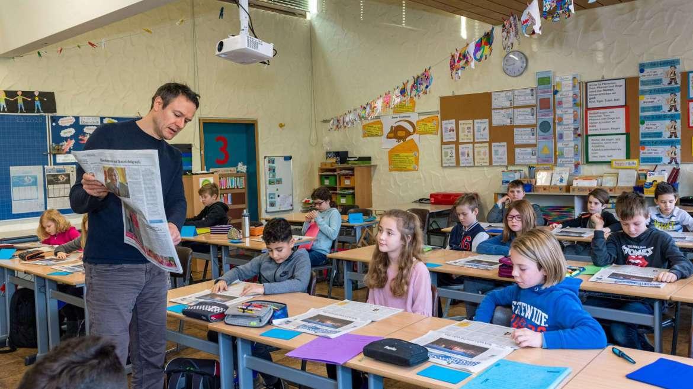Zig 2020: 176 Zig-Klassen starten in die 17. Runde von Zeitung in der Grundschule